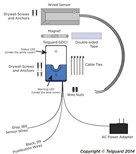 ZWave-garage-door-opener-diagram