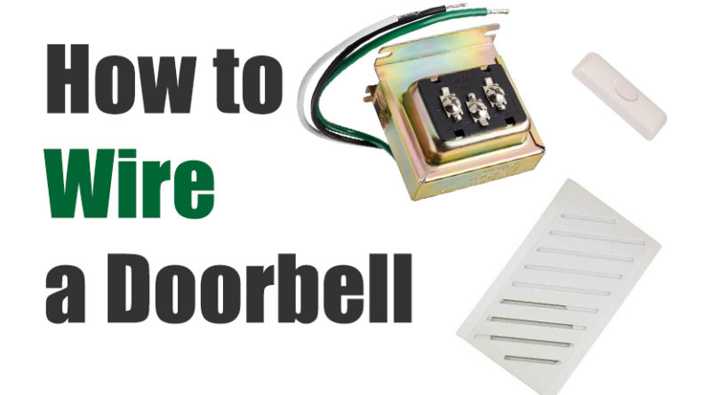 How To Wire A Doorbell Step By Step Guide With Videos Hottest Faqs