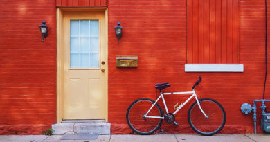 red_wall_door