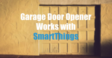 smartthings-garage-door-opener