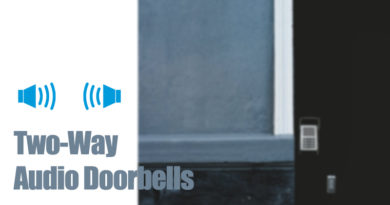 two-way-audio-doorbell