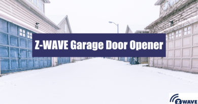 zwave-garage-door-opener